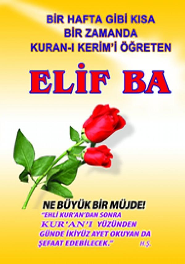 Elif Ba Cennet Yolu (Elif Cüzü)